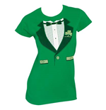 Camiseta Irish Tux St. Patrick's Day