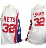 Camiseta New York Nets Hardwood Classic Julius Erving