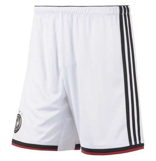 Shorts Alemanha 2014-15 Home World Cup