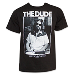 Camiseta O Grande Lebowski The Dude Photo