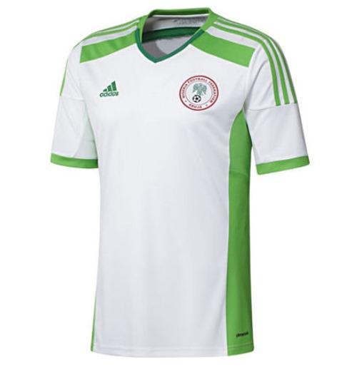 Compra Camiseta Nigéria 2014-15 Away World Cup Original dc7926b8c2267