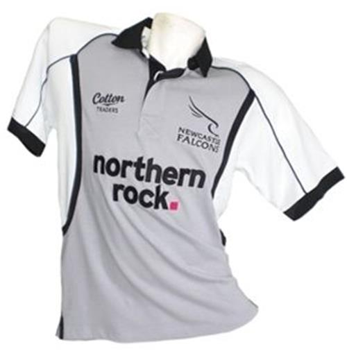 Camiseta Newcastle Falcons Change 2010