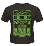 Camiseta All Time Low 118993