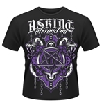 Camiseta Asking Alexandria Demonic