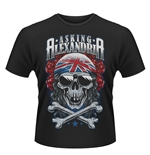 Camiseta Asking Alexandria 119056