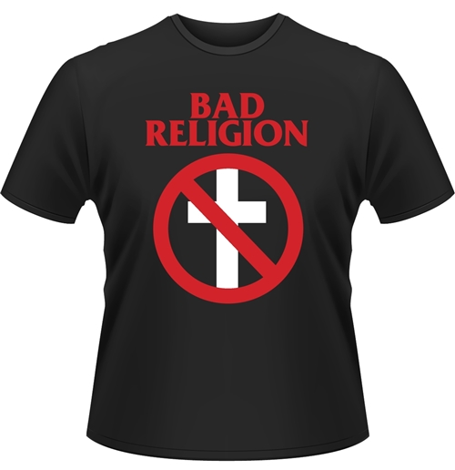 Camiseta Bad Religion - Cross Buster
