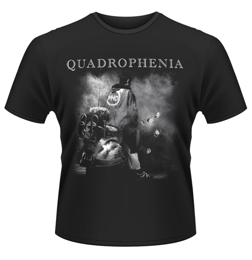 Camiseta The Who Quadrophenia