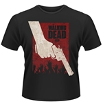 Camiseta The Walking Dead Revolver