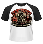 Camiseta Sons of Anarchy Samcro Reaper