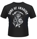 Sons Of Anarchy Camiseta Clásisca