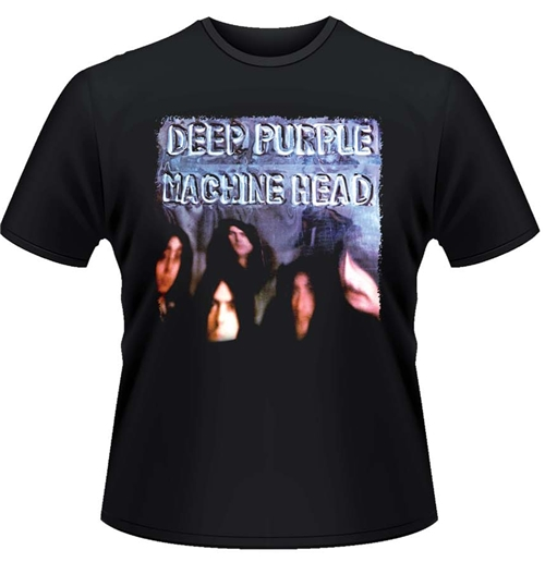 Camiseta deep Purple 119832