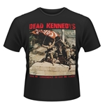 Camiseta Dead Kennedys Convenience Or Death