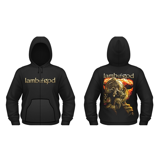 Suéter Esportivo Lamb of God 120076
