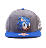 Boné Sonic the Hedgehog 2D Pixelated Head