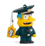 "Memória USB Os Simpsons ""Chief Wiggum"" 8GB"