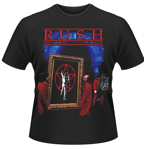 Camiseta Rush Moving Pictures 2