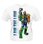 Camiseta Judge Dredd 120495