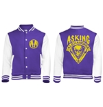 Jaqueta Asking Alexandria Skull Shield