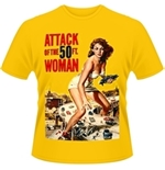Camiseta Attack Of The 50FT Woman 121121