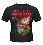 Camiseta Devil Girl From Mars 121181