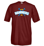 Camiseta Hammers Supporters