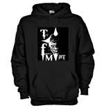 Hoodie with flex printing - THE FRENCH MIST