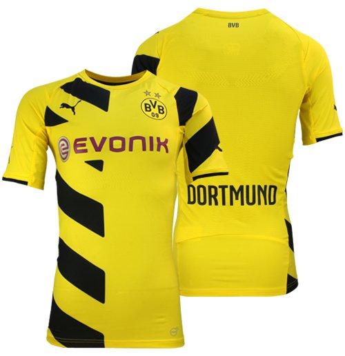Compra Camiseta Borussia Dortmund 2014-2015 Authentic Home Puma 09154e6a42528