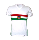 Camiseta retro Hungria Away