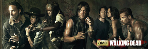 Póster The Walking Dead Season 5