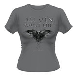 Camiseta Game of Thrones All Men Must Die