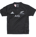 Camiseta All Blacks 2015/16 de criança
