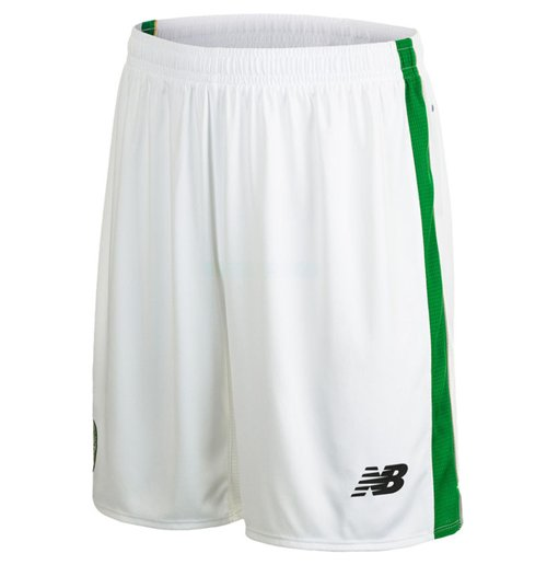 Shorts Celtic 2015-2016 Home (Branco)