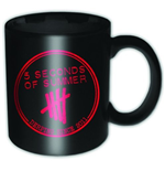 Caneca 5 seconds of summer -  Derping Stamp