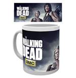 Caneca The Walking Dead - Carol And Daryl