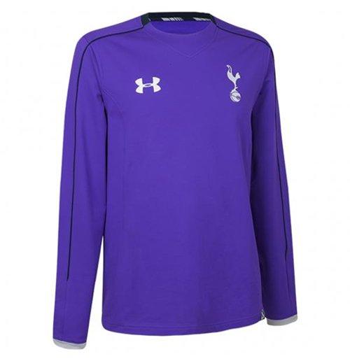 Compra Camiseta manga longa Tottenham Hotspur 2015-2016 (Roxo) 0a7d41a3daa43