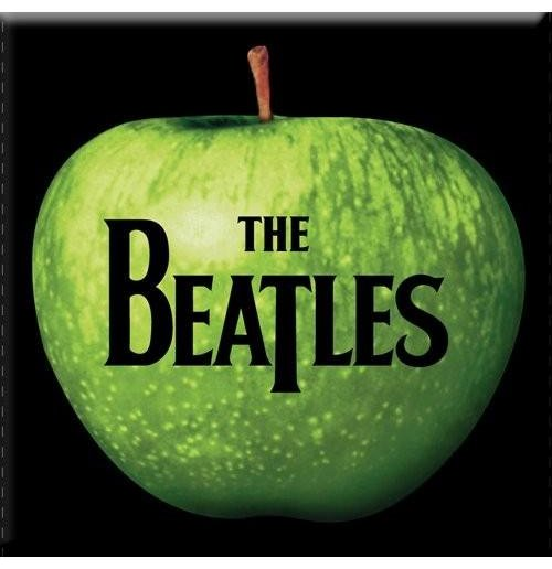 Imã de metal Beatles - In Apple