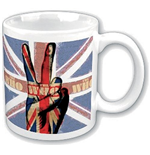 Caneca The Who - Peace Fingers