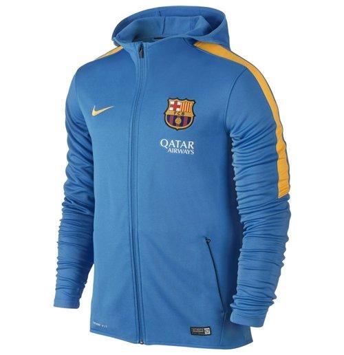 5bec734d40c77 Compra Suéter Esportivo Barcelona 2015-2016 (Azul escuro) Original