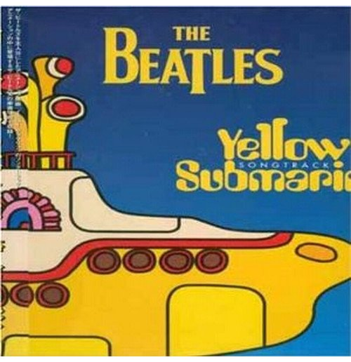 Vinil Beatles (The) - Yellow Submarine