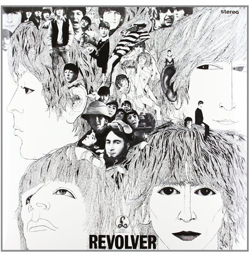 Vinil Beatles (The) - Revolver