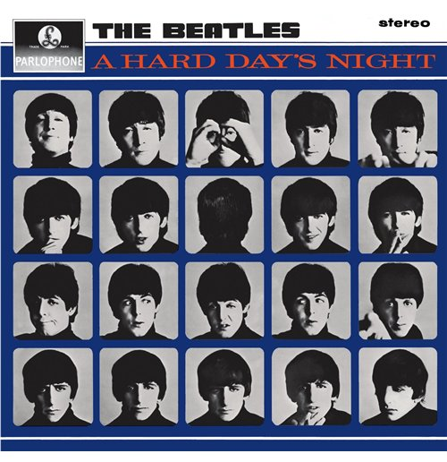 Vinil Beatles (The) - A Hard Day's Night