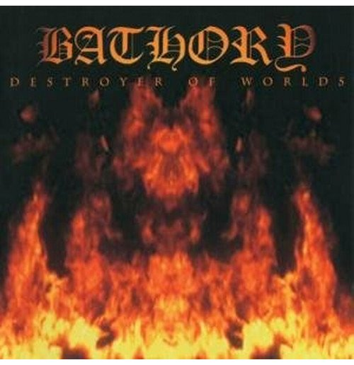 Vinil Bathory - Destroyer Of Worlds