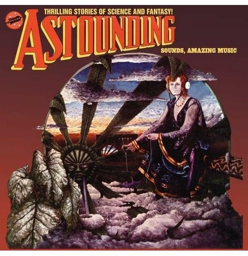 Vinil Hawkwind - Astounding Sounds, Amazing Music