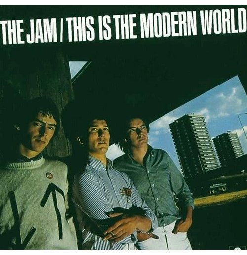 Vinil Jam (The) - This Is The Modern World
