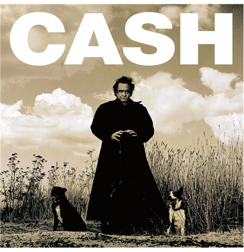Vinil Johnny Cash - American Recordings