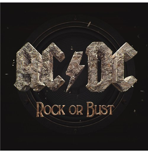 "Vinil Ac/Dc - Rock Or Bust (12""+Cd)"
