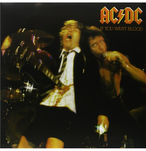 Vinil Ac/Dc - If You Want Blood,you've Got It