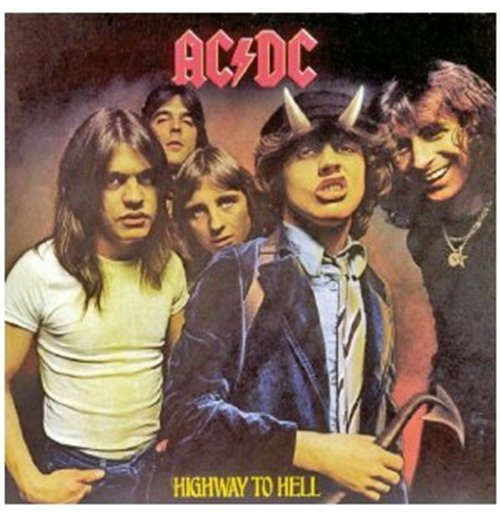 Vinil Ac/Dc - Highway To Hell