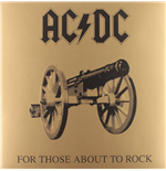 Vinil Ac/Dc - For Those About To Rock