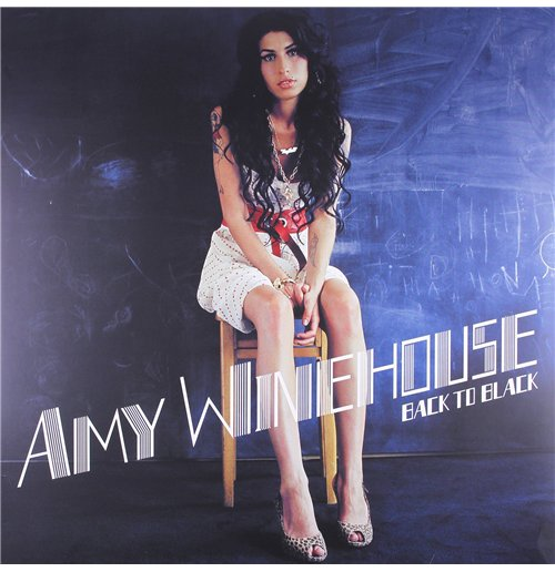 Vinil Amy Winehouse - Back To Black